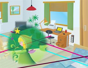 【環境のカルマ浄化、部屋の浄化】スペース・シャワー